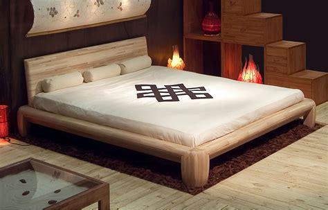 letto matrimoniale moderno in legno letti in legno moderni idee di design per la casa