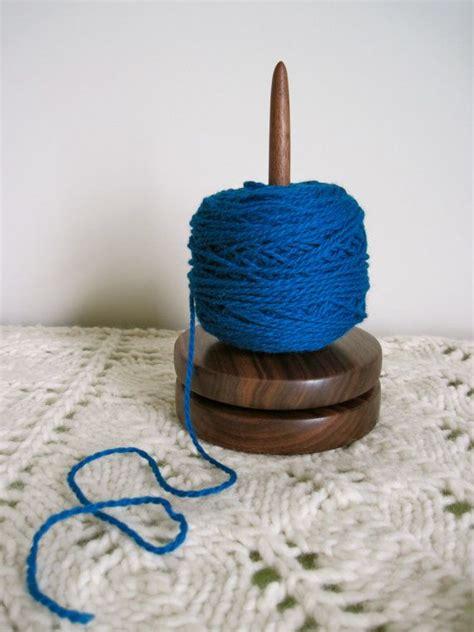 crochet pattern yarn holder yarn holder walnut lazy susan for knitting and crochet