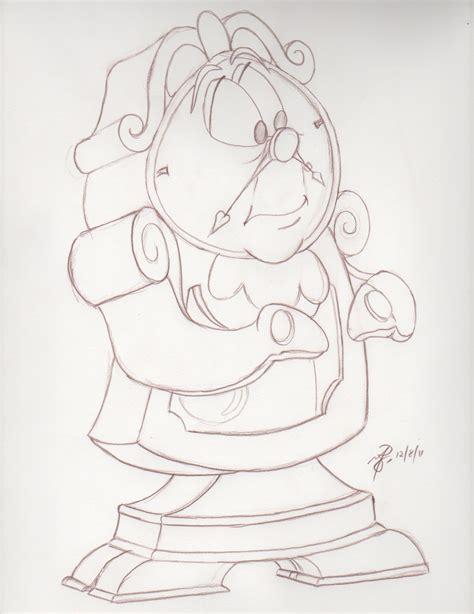 Character Drawing Disney