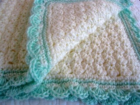 Free Crochet Patterns For Babies Blankets by 13 Free Crochet Baby Blanket Patterns