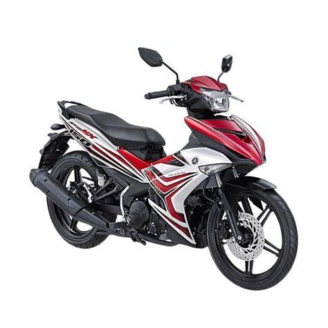 Yamaha Jupiter Mx Merah jual yamaha jupiter mx 150 sepeda motor merah otr bogor