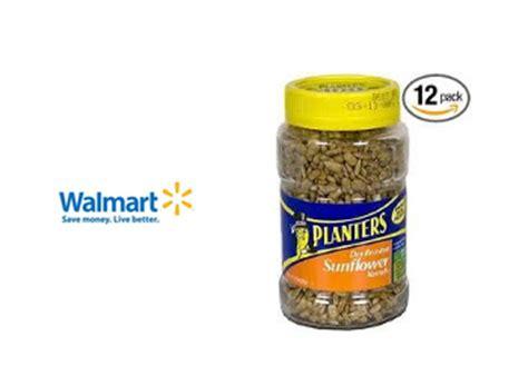 Walmart Deal Planters Sunflower Seeds Only 58 Planters Sunflower Seeds