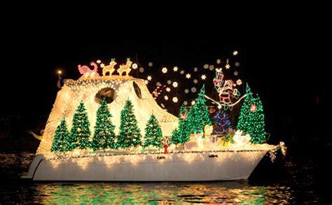 boatus marina del rey boats with christmas lights decoratingspecial
