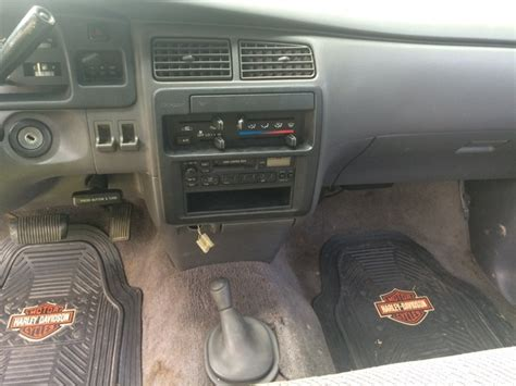 T100 Interior by 1994 Toyota T100 Pictures Cargurus