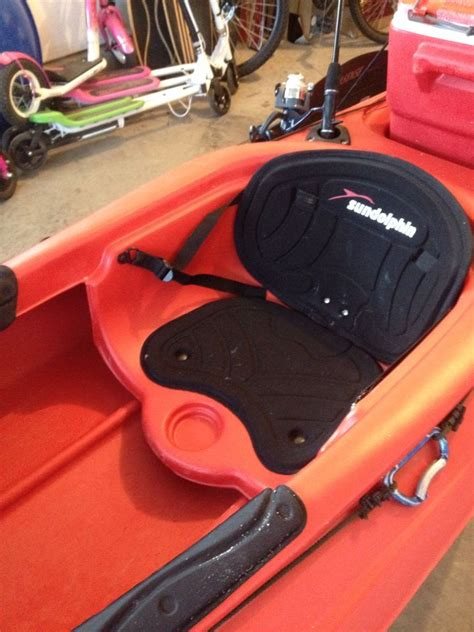 the sit seat 16 best images about sit in kayak diy high seat made