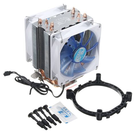 4pcs Bottom Mounting Bracket For 4 X6 Led Driving Light Work L Hol 92mm 3 pin blue led copper cpu cooler cooling fan heatsink for intel lga775 1156 1155 amd am2 2