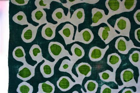 batik design using glue gel glue batik make