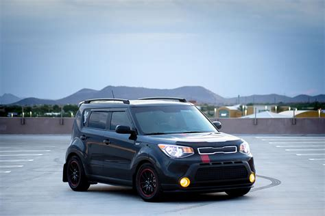 Kia Soul Lowering Springs 2014 Kia Soul Lowering Springs Installed Sma Springs