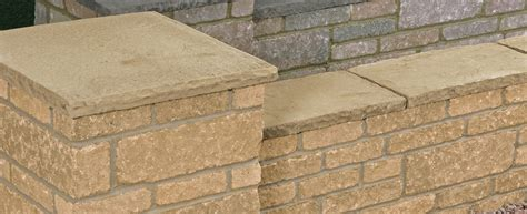 Drivesett Tegula Coping Stones Marshalls Co Uk Garden Wall Coping Stones