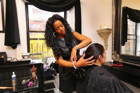 where can i find a hair salon in new baltimore mi that does black hair woman makes leap from projects to newbury st the boston