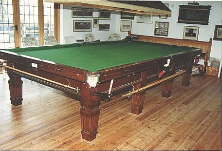 How Big Is A Size Pool Table by Bar Pool Table Sizes