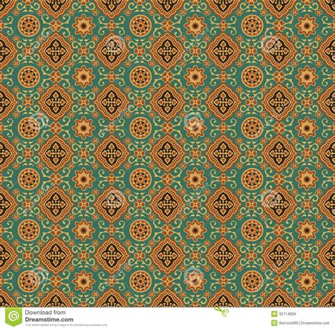 seamless pattern indian indian texture seamless stock vector image of floral