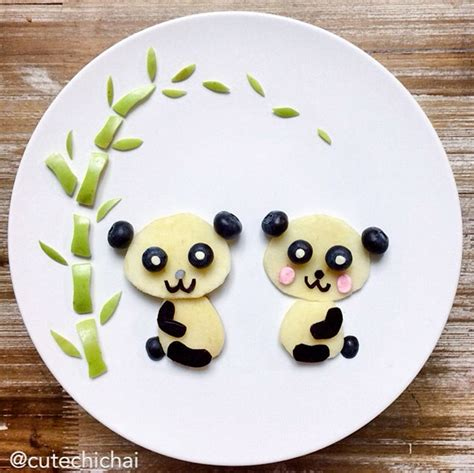 Craft Ideas For Kitchen hello wonderful adorable food art for kids from cute