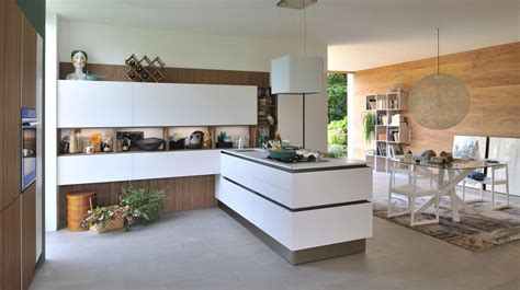 venete cucine oyster pro fitted kitchens from veneta cucine architonic