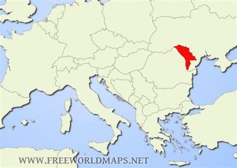 moldova world map where is moldova located on the world map