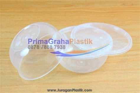 Mangkok Plastik Tahan Panas 400ml Isi 25 Pcs mangkok plastik oven bundar 200 ml sudah termasuk tutup home
