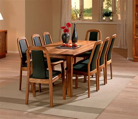 hardwood dining room furniture dining room best saving spaces solid wood dining room