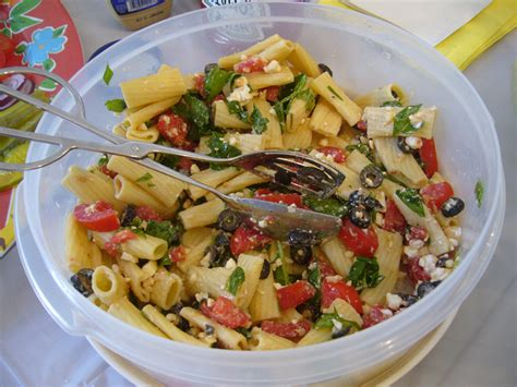 recipe for pasta salad penne pasta salad recipe by jason cookeatshare
