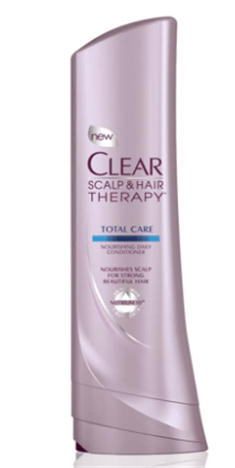 influence hair products reviews clear scalp hair beauty therapy total care conditioner