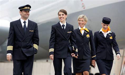 cabin crew lufthansa flickr