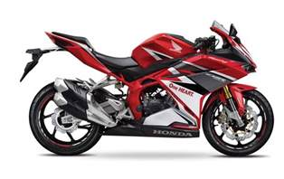 Honda Bikes 072516 2017 Honda Cbr250rr Motorcycle