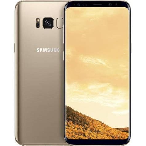 Samsung S8 Gold Samsung Galaxy S8 Plus Gold Techno Vision Buy The Same