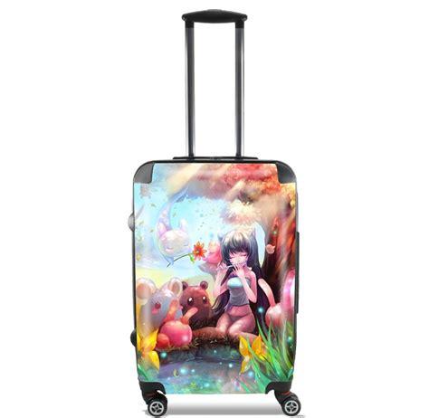 valise cabine dessin anime