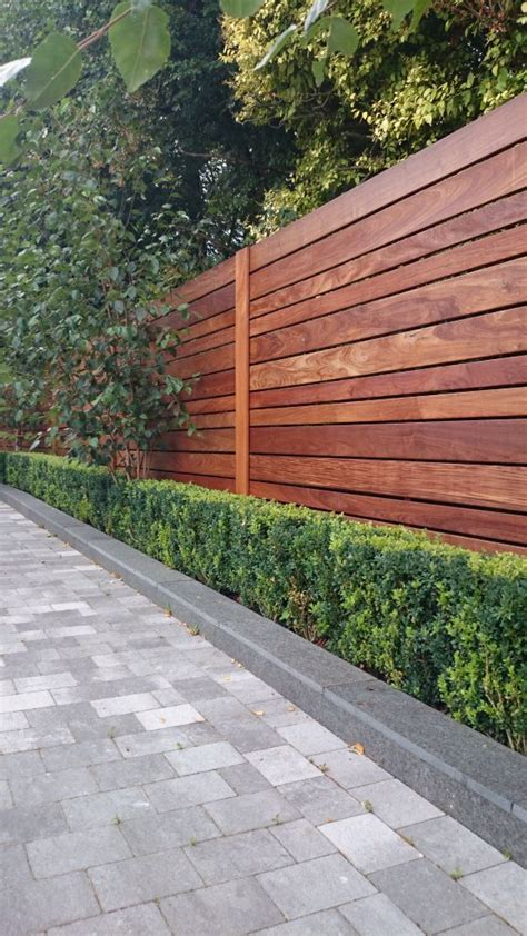 Garden Fencing Ideas Modern Best 25 Wood Fences Ideas On Backyard Fences Wooden Fence And Privacy Wall Outdoor