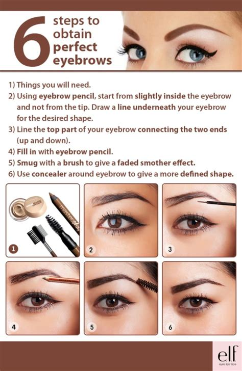 7 Things To Do With Your Eyebrows by 13 Reasons Why Your Eyebrows Are Spoiling Your Look