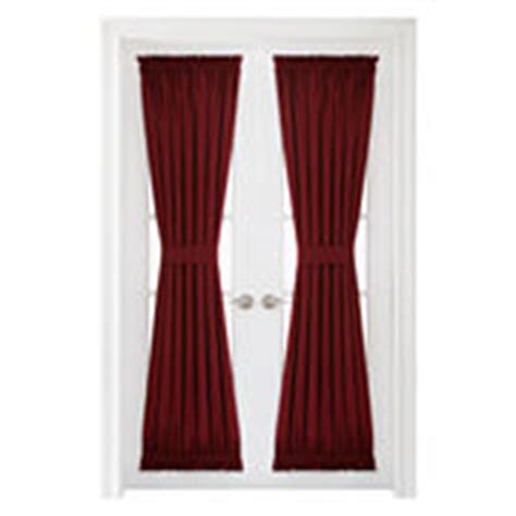 jcpenney french door curtains door curtains jcpenney