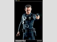 Terminator T-1000 Polystone Statue by Sideshow ... T 1000 Terminator