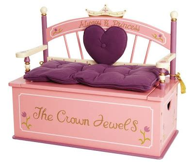 levels of discovery princess toy box bench a kid place furniture toys and essentials for kids of