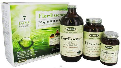 Flor Essence Detox Kit by Isagenix 30 Day Program Factory Brand Outlets