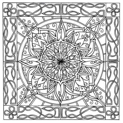 celtic mandala black and white 1000 ideas about celtic mandala on mandala