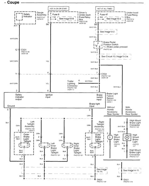 electrical schematic 1999 honda accord ex electrical get