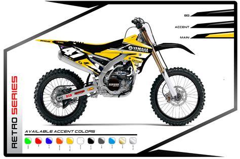yamaha primal x motorsports motocross graphics atv