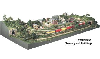 layout zoom scale river pass building kits ho scale layout kits