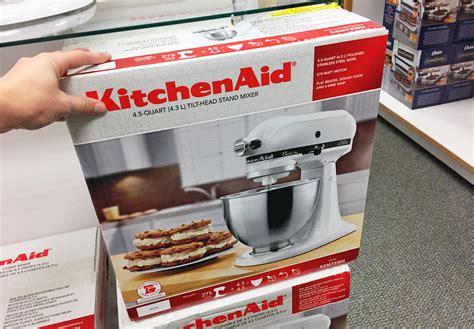 KitchenAid Stand Mixer PLUS Bella Air Fryer, Under $120 at