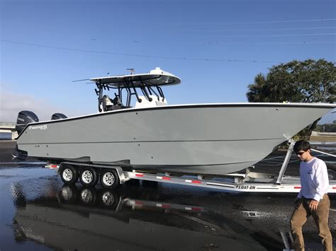 boat hull new hull color on new boat the hull truth boating and