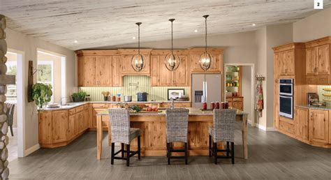 TOP 5'S: KRAFTMAID'S MOST POPULAR KITCHEN CABINET STAINS