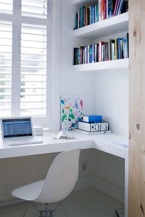 Choisissez Un Meuble Bureau Design Pour Votre Office 224 La Bureau Laqu Blanc