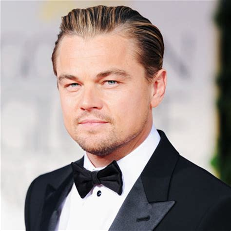what is leonard dicaprio hairstyle called leonardo dicaprio s changing looks instyle com