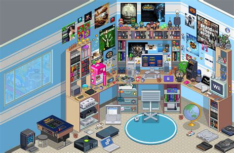 Cool Desk Fans Une S 233 Lection De Fan Art En Pixel Art Sur Le Jeu Vid 233 O