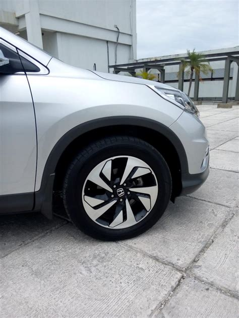 Honda Crv 2 4 2015 by Cr V Honda Crv 2 4 Matic 2015 Silver Km 5rban