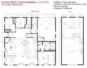 Gambrel Barn House Plans Gambrel Barn Plans Kits Images