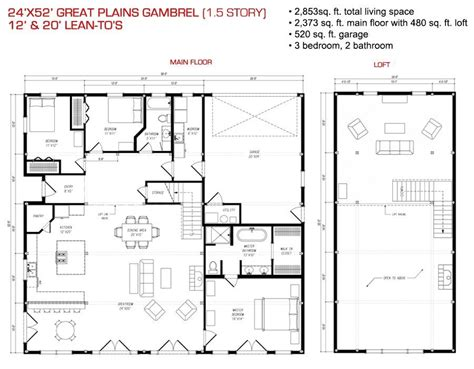 gambrel house floor plans rv pole barn rv garage plans rachael edwards
