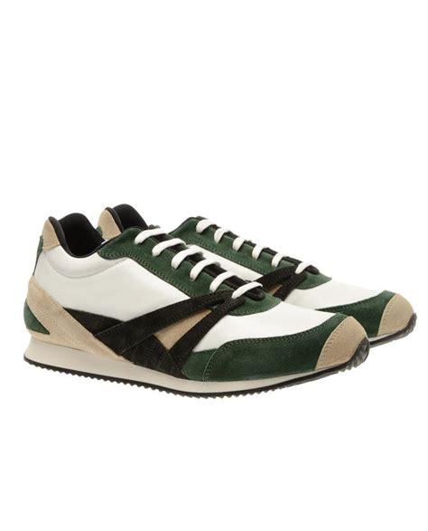 brown balenciaga sneakers balenciaga low top running sneaker in brown for black