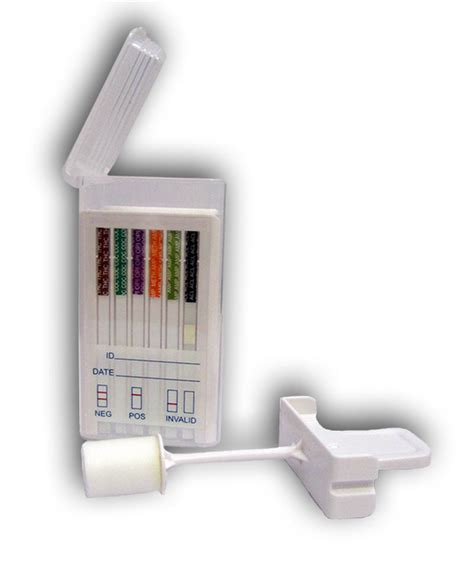 swab screening test cube fluid