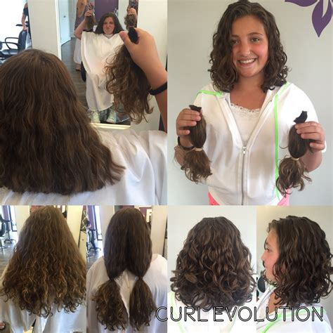 long hairstyle but allow for hair donation hair donation