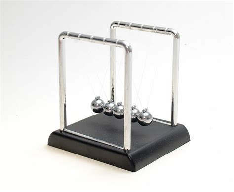 newtons new cradle executive gadget work toy office desk